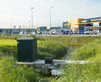 Pump control enclosures Barendrecht